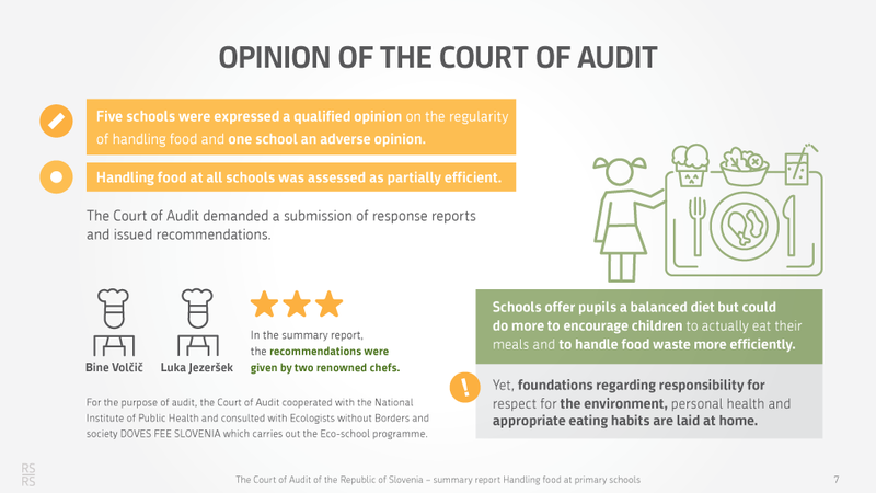 opinion of the court of audit