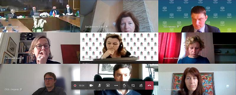 Pomladansko srečanje delovne skupine EUROSAI za okoljsko revidiranje