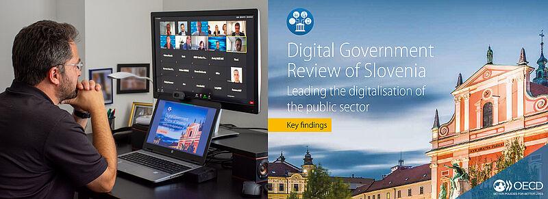 Med udeleženci spletnega seminarja je bil tudi vrhovni državni revizor dr. Miroslav Kranjc