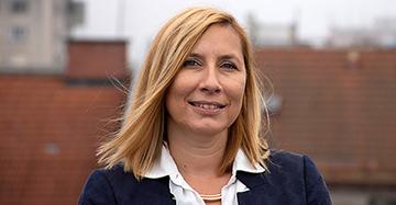 sekretarka računskega sodišča, mag. Nina Koščak