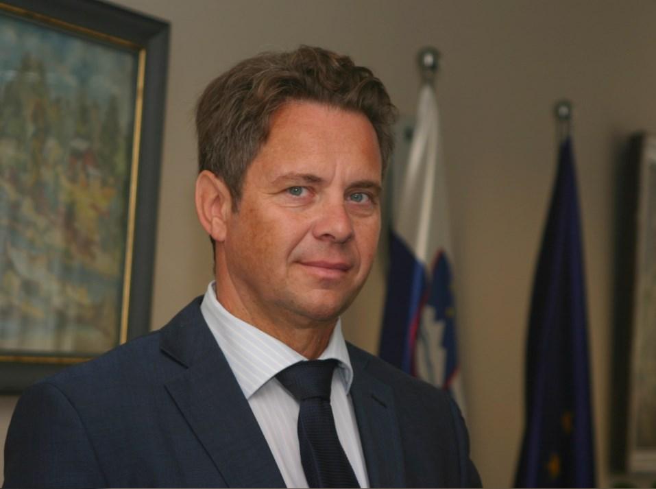 Tomaž Vesel, predsednik
