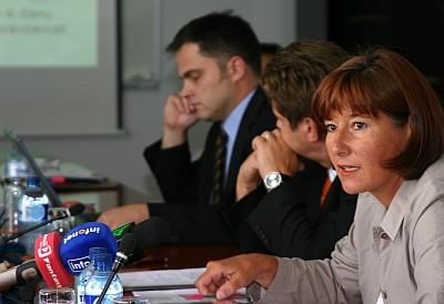 Vrhovna državna revizorka mag. Andreja jerina